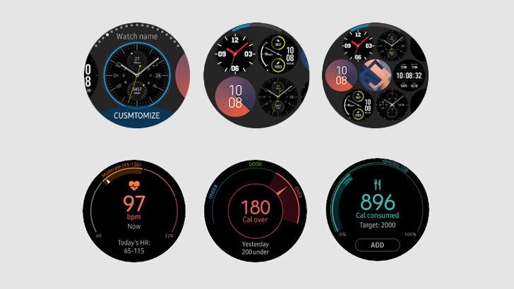 Фото Samsung Gear S3 получили обновление Value Pack, которое может увеличить автономность часов до 40 дней