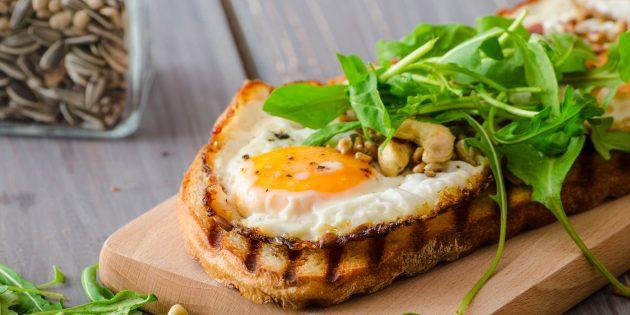 Фото 8 оригинальных горячих бутербродов от известных шеф-поваров