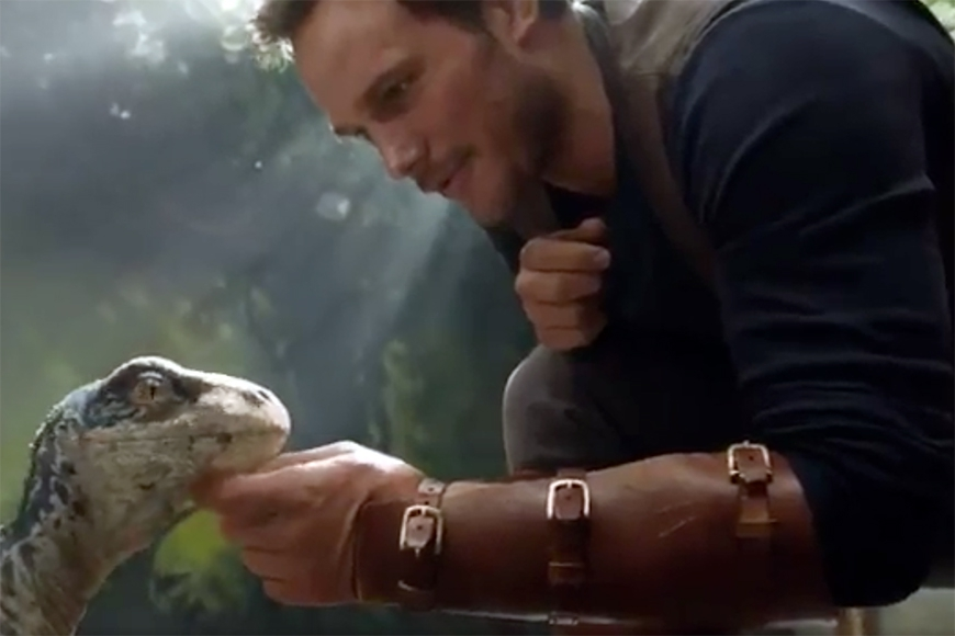 Photo of Here's Your First Look at 'Jurassic World: Fallen Kingdom'
