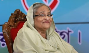 Bangladesh PM claims 'forced disappearances take place in UK and US'