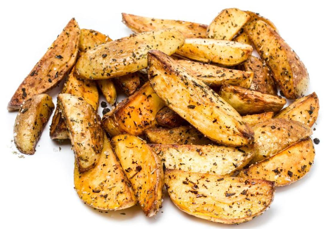 Вкуснейший картофель по-деревенски