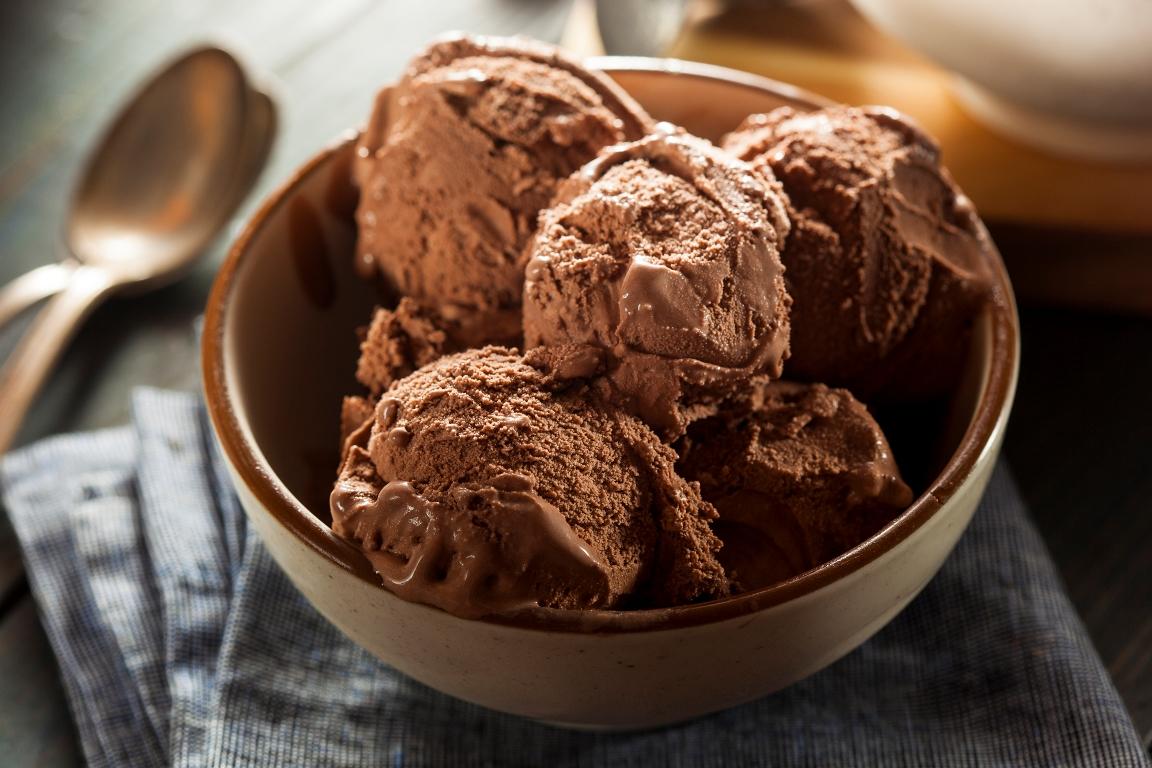 """Итальянское мороженое """"Джелато шоколато"""" по-домашнему"""