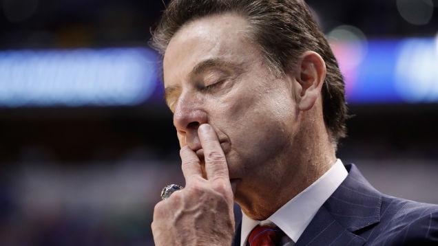 Photo of Rick Pitino Files $35 Million Suit Against Louisville For Breach Of Contract