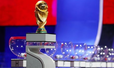Photo of World Cup 2018 draw – live!