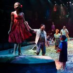 Review: 'Once on This Island,' Revived and Ravishing
