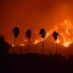 Tens of Thousands Evacuate as Southern California Fires Spread
