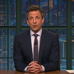 Best of Late Night: Seth Meyers Says Russia Meddled in the Olympics — and the Election