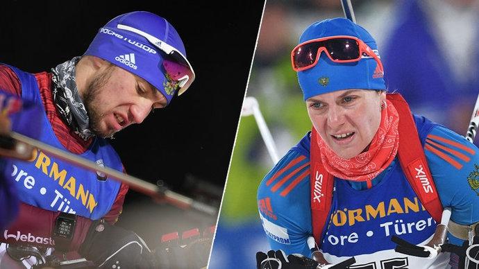 Фото Логинов и Старых могут пропустить Игры в Корее, но не спринт в Хохфильцене: австрийский биатлон на Sportbox.ru!