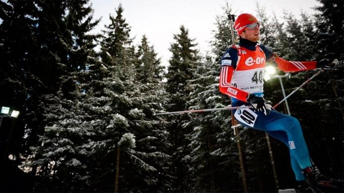 Фото Цветков заявлен на первый этап мужской эстафеты, Логинов не попал в состав