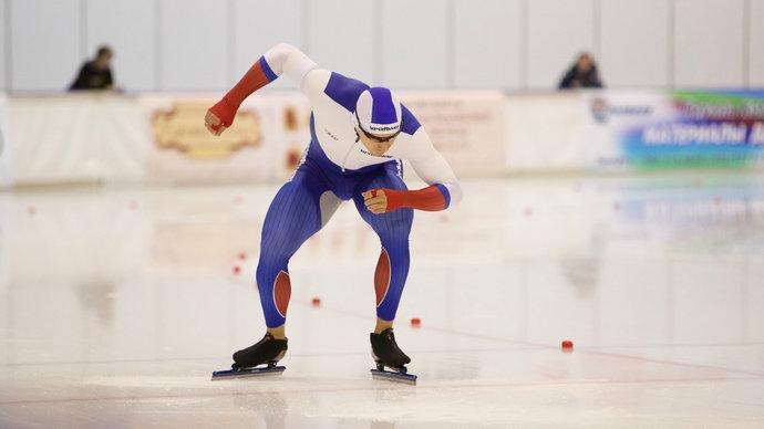 Фото Мурашов стал первым на этапе КМ в США, показав третий результат на 500 м в истории