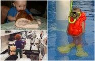 Юмор: 17 доказательств того, что жизнь с детьми - это бесконечный карнавал