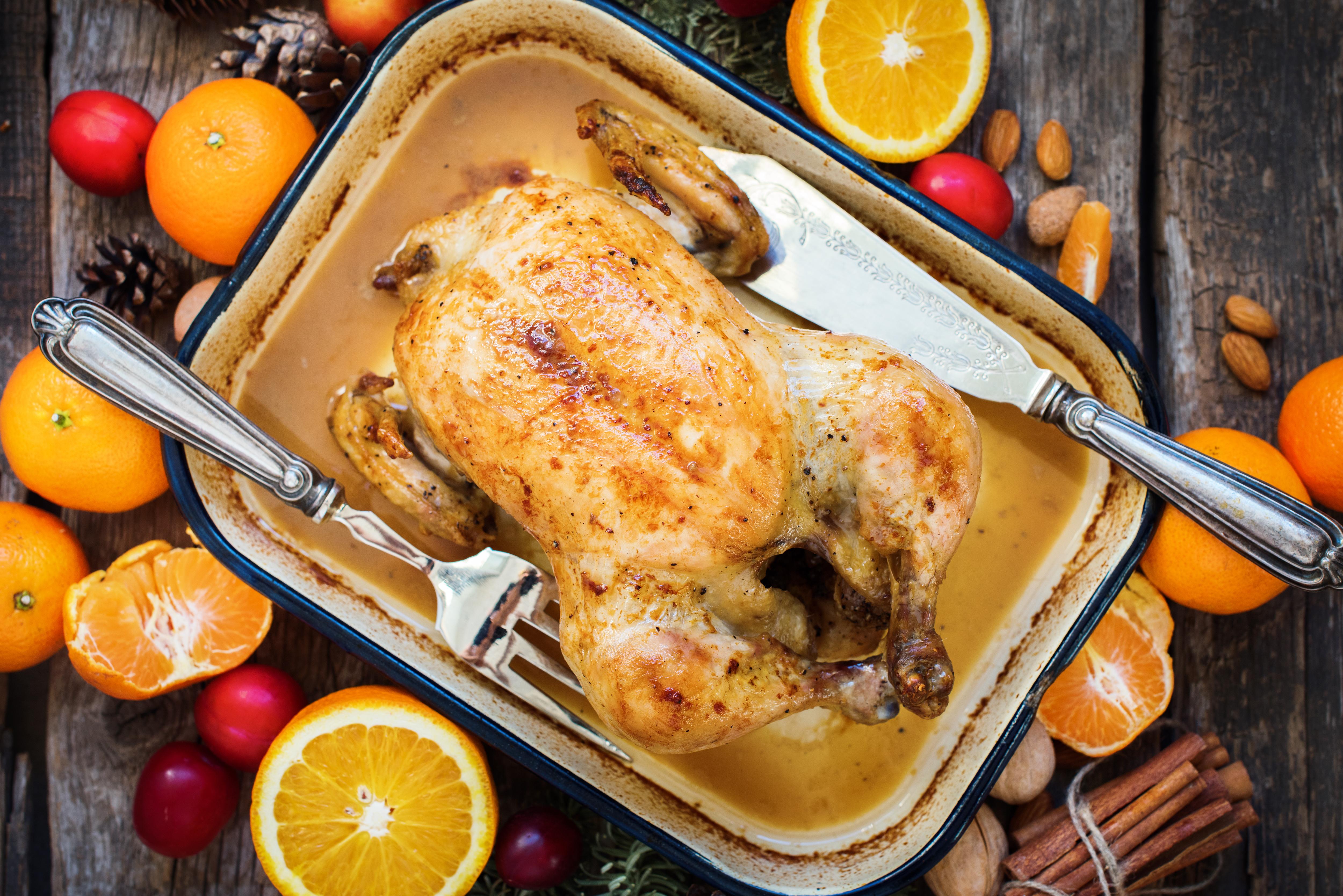 Курица в молоке – новогодний хит!