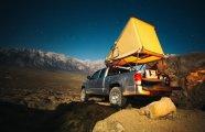 Автомобили: Палатка Go Fast превратит любой автомобиль в дом на колесах