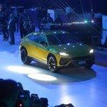 Wheels: Lamborghini's Urus Is the Luxury S.U.V. Party's Most Flamboyant Guest