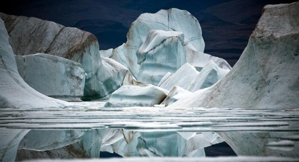 «Чистая Арктика Себастьяна Коупленда»
