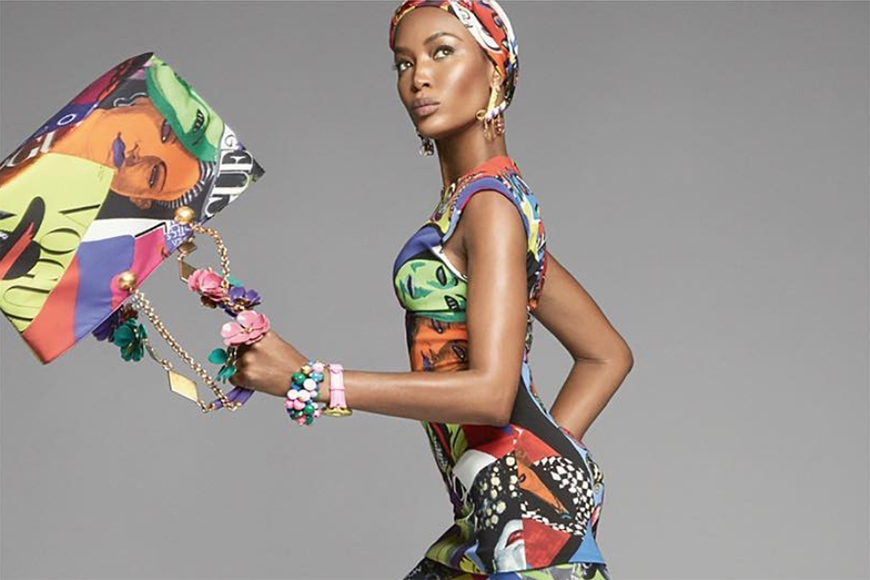 Photo of Versace's New Campaign Features the World's Most Famous Supermodels