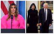 Fashion: 10 противоречивых образов Меланьи Трамп, которые вызывают вопросы и недоумение