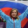Дисквалифицированная МОК пожизненно Елена Никитина выиграла ЧЕ по скелетону