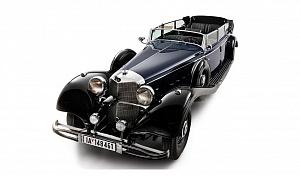 Mercedes-Benz Гитлера продадут с аукциона