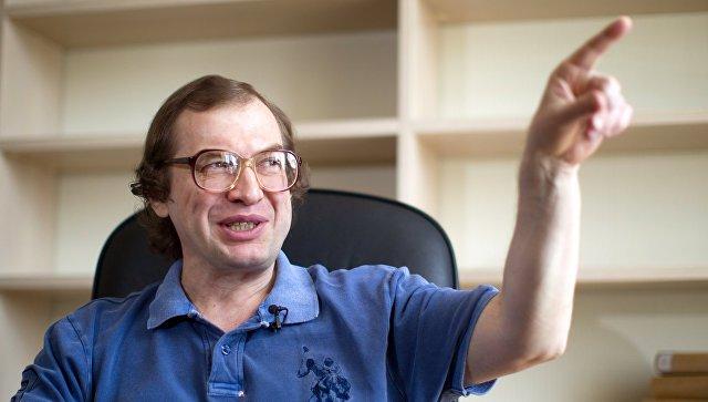 Фото Российский мошенник Мавроди запускает собственную криптовалюту в сети Эфириум