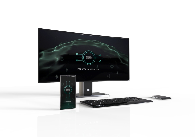 Photo of Sirin Labs raises $157.8 million in ICO for its Finney blockchain phones and PCs