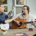 Jack Black and Ed Helms Wrote a Song to Fix Politics