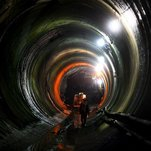 The Most Expensive Mile of Subway Track on Earth