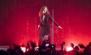 Lorde called a bigot in Washington Post ad over cancelled Israel concert