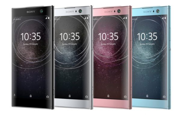 Photo of Xperia XA2, XA2 Ultra, L2 official renders show an important change