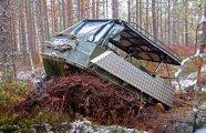 Автомобили: Российский умелец из пластиковых труб и двигателя Daewoo Matiz сделал собственный вездеход