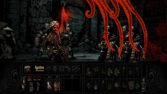 Photo of Darkest Dungeon breaks Switch players with gothic stress on January 18