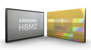 Samsung Announces High-Speed HBM2 Breakthrough, Codenamed Aquabolt