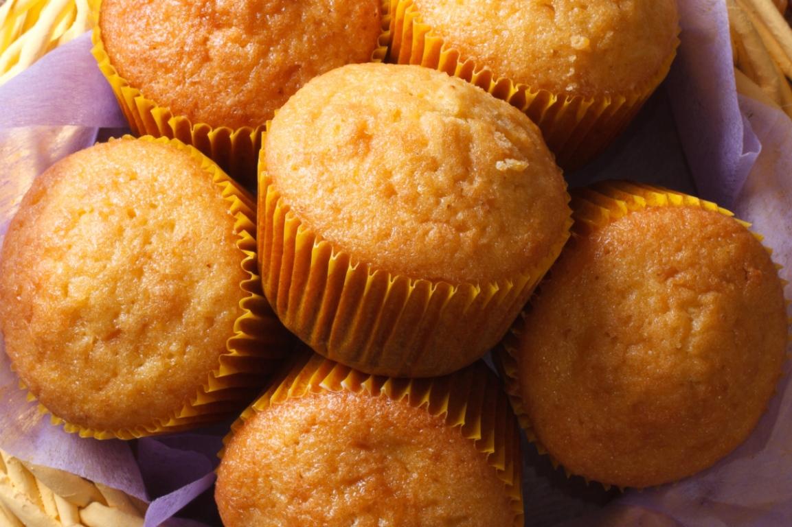 Аппетитные кексы со сгущенкой