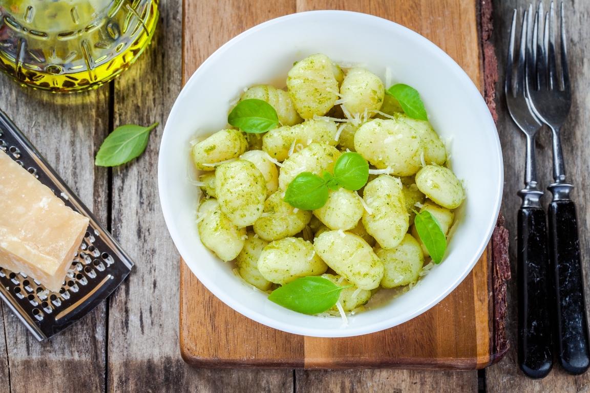 Аппетитные картофельные ньокки