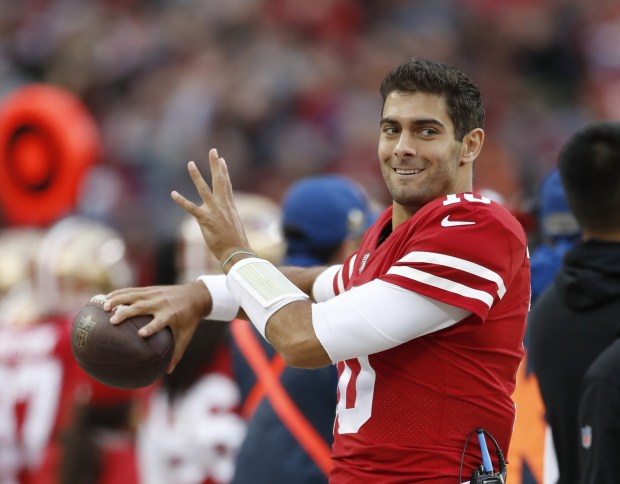 Photo of Kurtenbach: Here's the contract the 49ers and Jimmy Garoppolo should sign