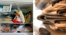 Лайфхак: Как избавиться от стойкого неприятного запаха в морозилке: 4 надежных средства