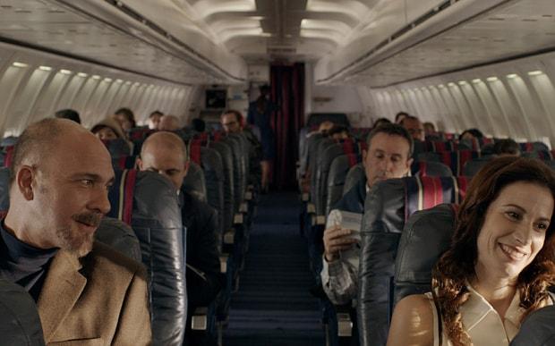 """Фото """"Аплодисменты в самолете - от страха"""". Пилот развенчал мифы о полетах"""