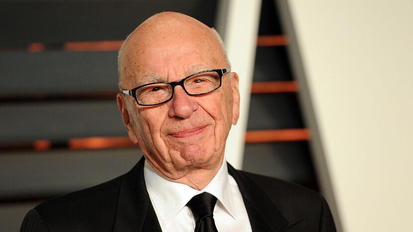 Photo of Rupert Murdoch quer que Google e Facebook paguem por notícias confiáveis