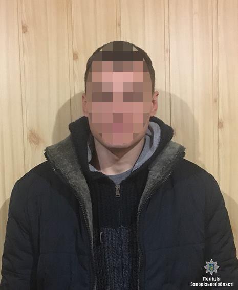 Фото В Запорожье подозреваемый прямо в суде пытался перерезать горло