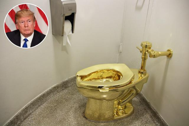 Photo of White House Asks Museum For A Van Gogh, Gets A Toilet Instead