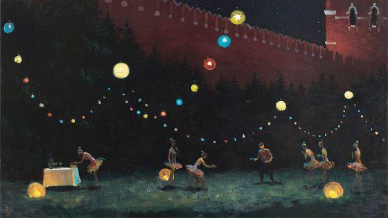 Выставка «Иван Разумов. Счастливая Москва»