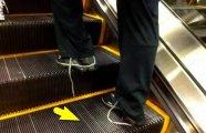 Лайфхак: Зачем нужны полоски на ступенях эскалатора и что случилось бы без них