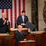 The trump presidency: 2018 State of the Union Fact-Check