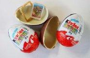 Лайфхак: Как положить в киндер сюрприз свой подарок, не сломав яйцо: практическая инструкция