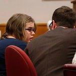 Photo of Teenager in 'Slender Man' Stabbing Gets 40 Years in Mental Hospital