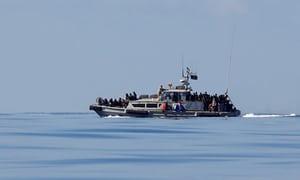 Photo of Migrant boat capsizing: 90 feared dead off coast of Libya