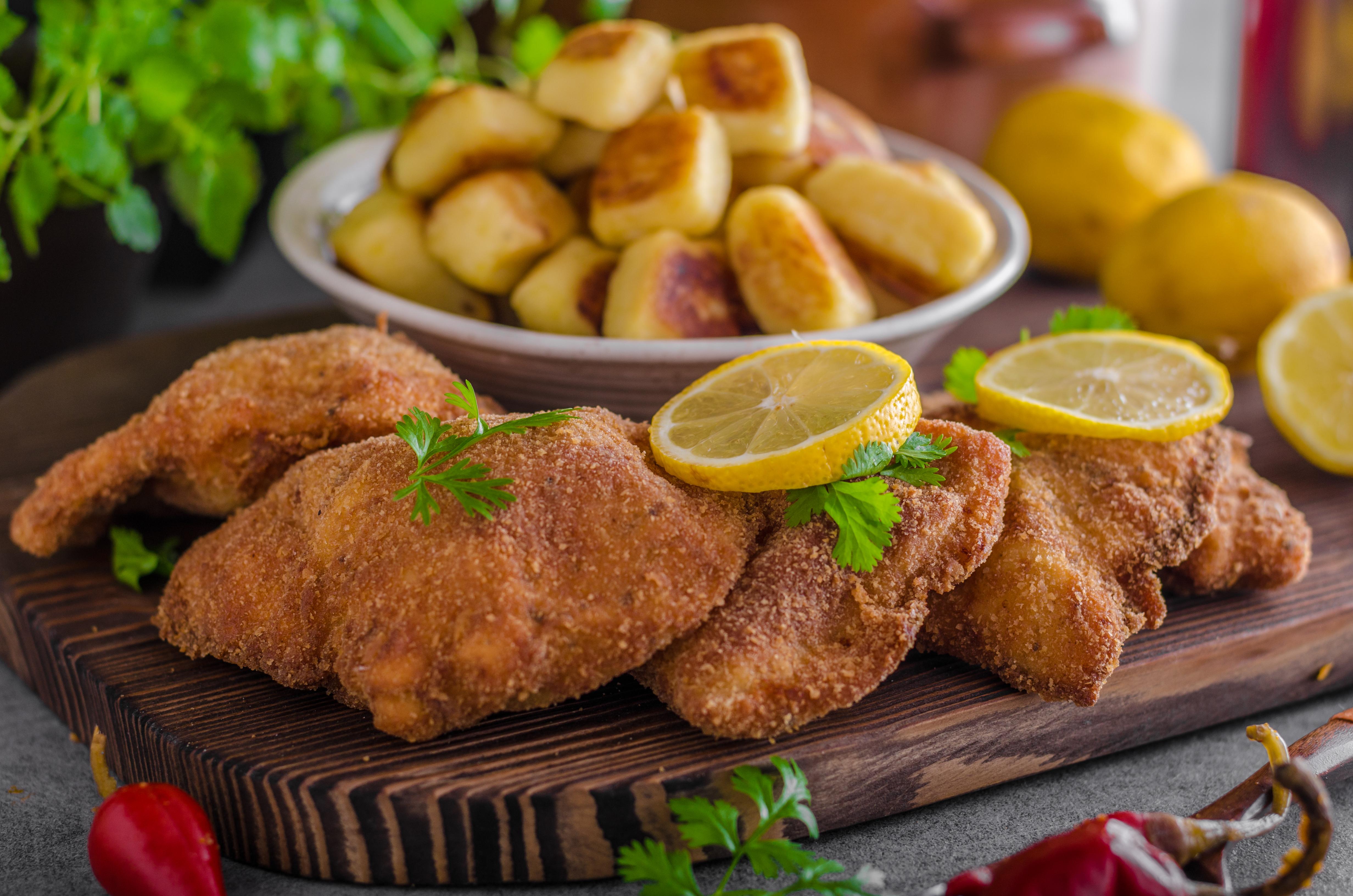 Бакхендель или курица по-венски