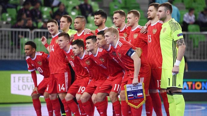 Фото Сборная России не пустила хозяев Евро-2018 в полуфинал