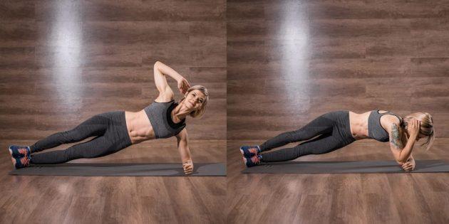 Фото Как накачать пресс дома: 13 эффективных упражнений