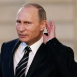 Фото У Владимира Путина нет смартфона
